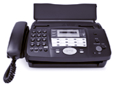 fax machine rental